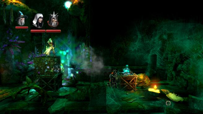 Trine 2 with local co-op
